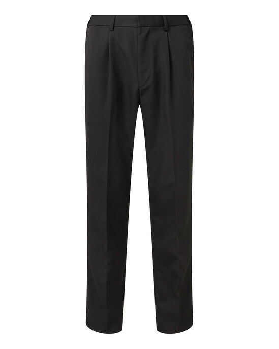 Pleat Front Supreme Easycare Trousers
