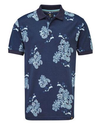 Guinness® Print Polo Shirt