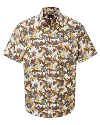 Guinness Short Sleeve Soft Touch Toucan Shirt