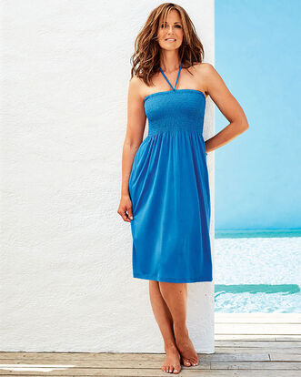 Jersey Dress Cover Up