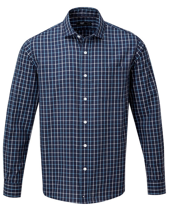 Long Sleeve Wrinkle Free Shirt