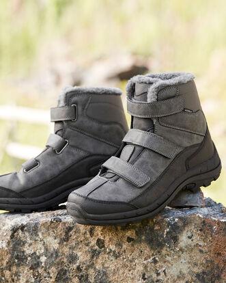 Waterproof Adjustable Snow Boots