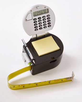 5-in-1 Laser and Tape Measure Set