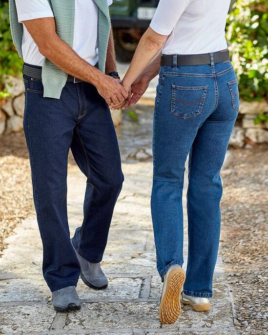 Men's Denim Stretch Jeans