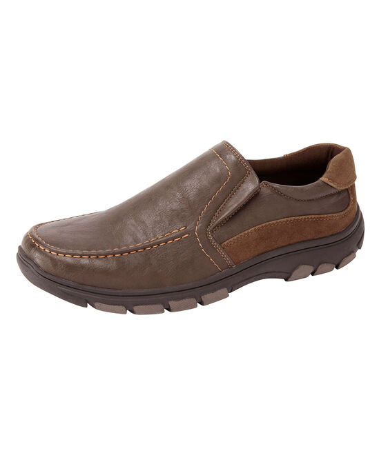 Cushion Comfort Slip-on Shoes