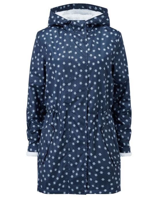 Fleece Lined Waterproof Jacket