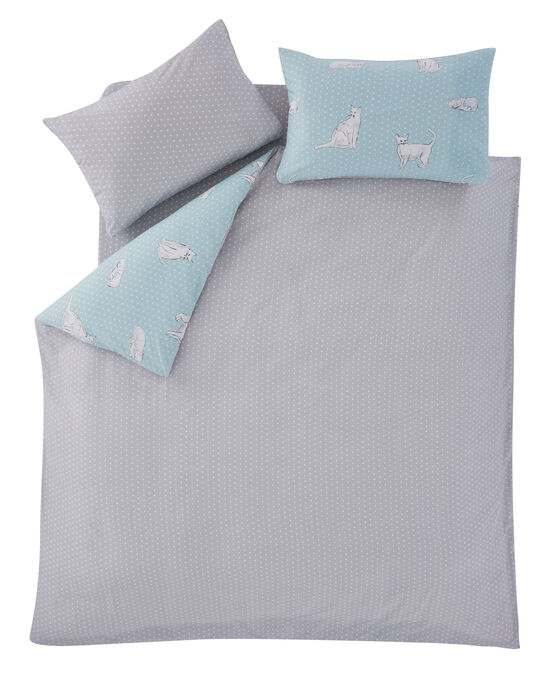 Cat Nap Duvet Set