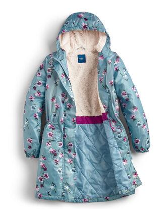 Fleece Lined Waterproof Parka