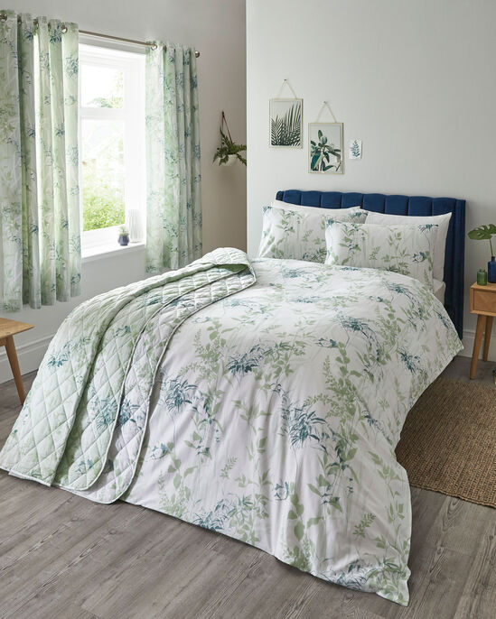Tranquility Cotton Bedspread