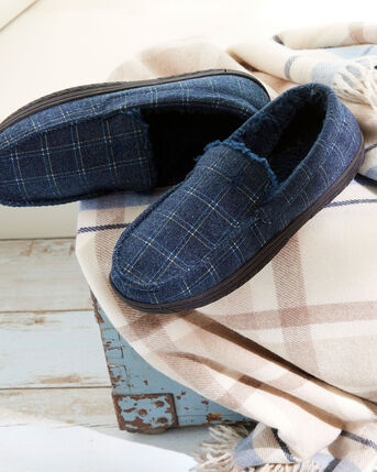 Classic Check Slippers