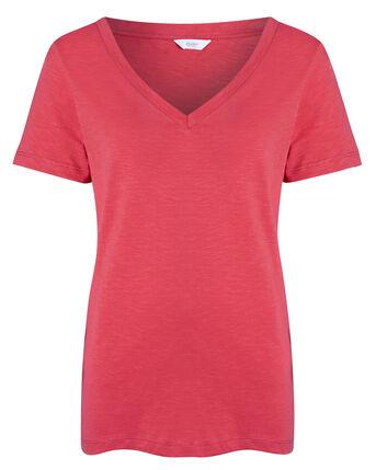 V-neck T-shirt