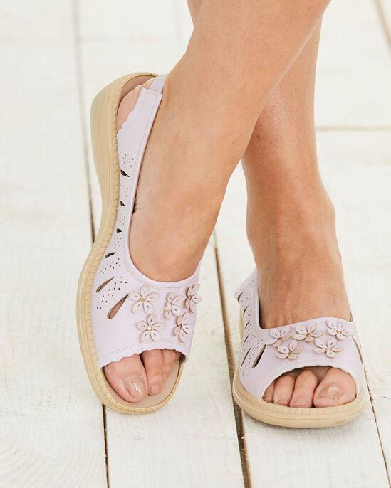 Flexisole Sling Back Sandals
