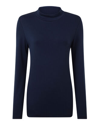 Supersoft Turtle Neck Top