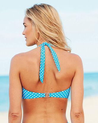 Panel Bandeau Bikini Top