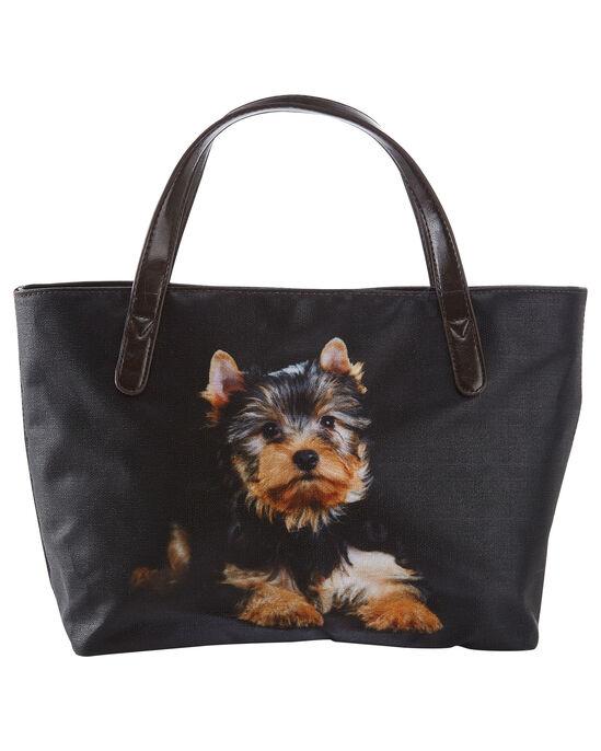 Yorkshire Terrier Animal Print Bag