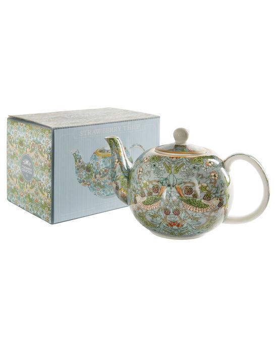 William Morris Strawberry Thief Teapot