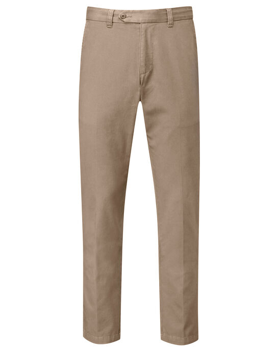 Slim Leg Chino Trousers