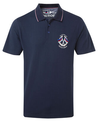 Help For Heroes Embroidered Polo Shirt
