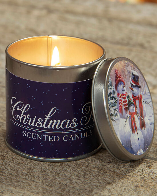 Pack of 3 Christmas Candles