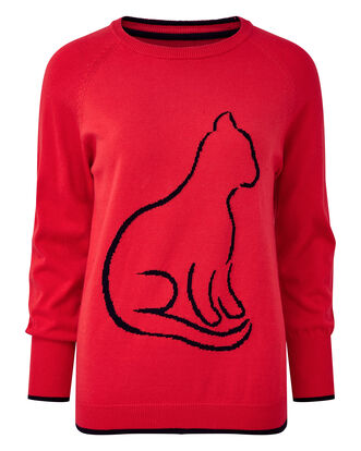Novelty Cat Jumper