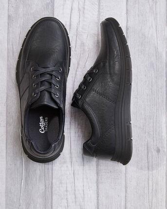 Comfort Fit Lace-Up Shoes