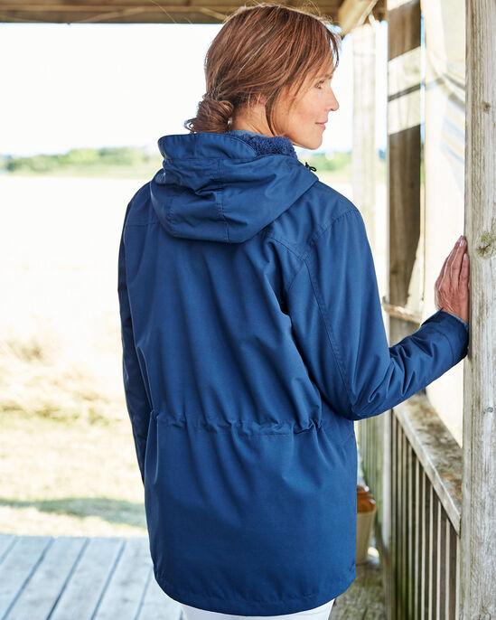 Whitcliffe Waterproof Fleece Lined Jacket