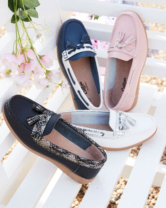 Flexisole Tassel Loafers