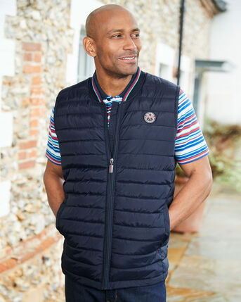 Help For Heroes Padded Gilet