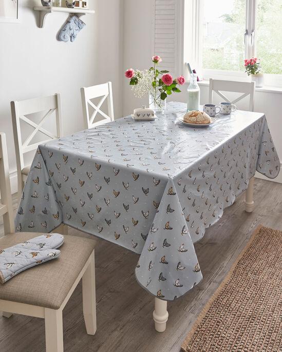 Farmer's Market Table Cloth