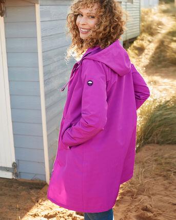 Singing-In-The-Rain Weatherproof Jacket