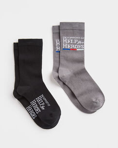 5pk H4H Comfort Top Socks