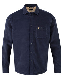 Guinness Teddy Lined Cord Shirt