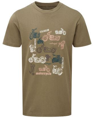 Bike Explorer T-shirt