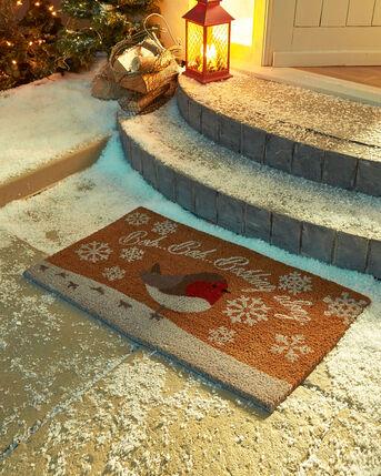 Robin Doormat