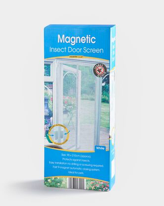 Magnetic Door Curtain