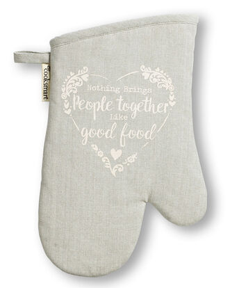 Food For Thought Oven Glove