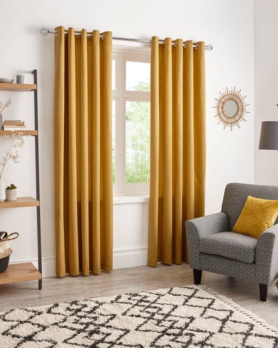 Sorbonne Eyelet Curtains