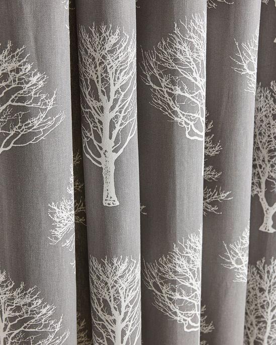 """Woodland Eyelet Curtains 90X72"""""""