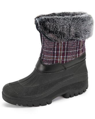 FurCuff Wilderness Boots