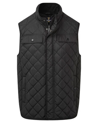 Guinness® Showerproof Quilted Gilet