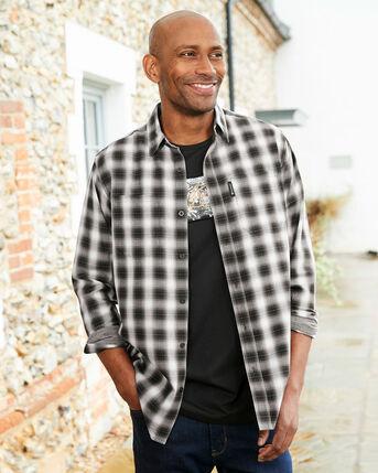 Guinness™ Long Sleeve Check Shirt
