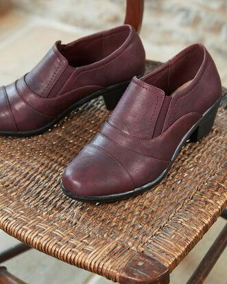 Pleat Detail Trouser Shoes