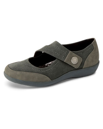 Lightweight Comfort Cross Over Strap Shoes