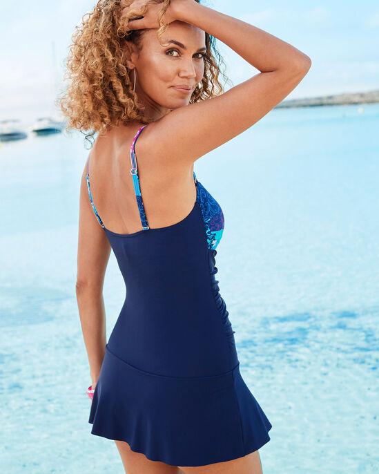 Tummy Control Swim Dress
