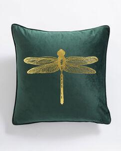 Dragonfly Cushion