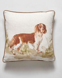 Watercolour Spaniel Cushion
