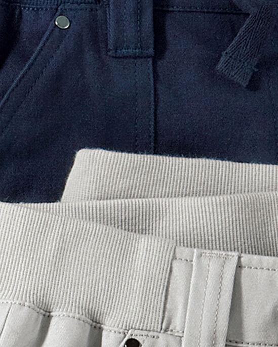 Wrinkle Free Trousers