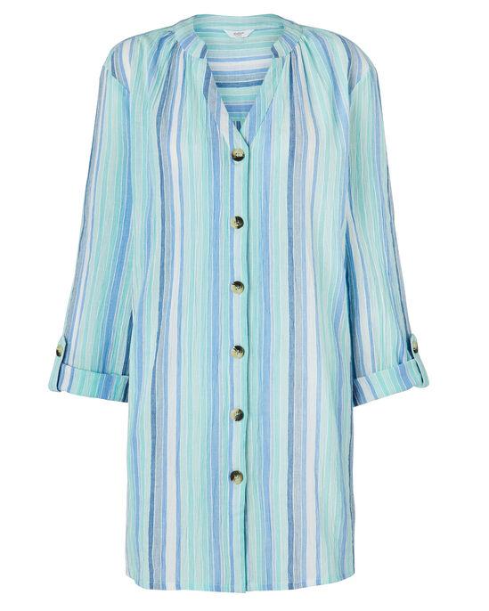 Longline Stripe Shirt