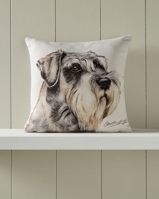 Waggy Dogz Schnauzer Cushion