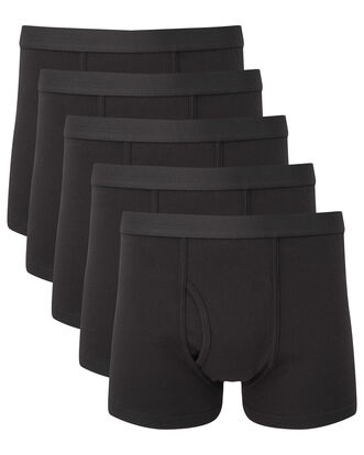 Pack of 5 Essential Trunks
